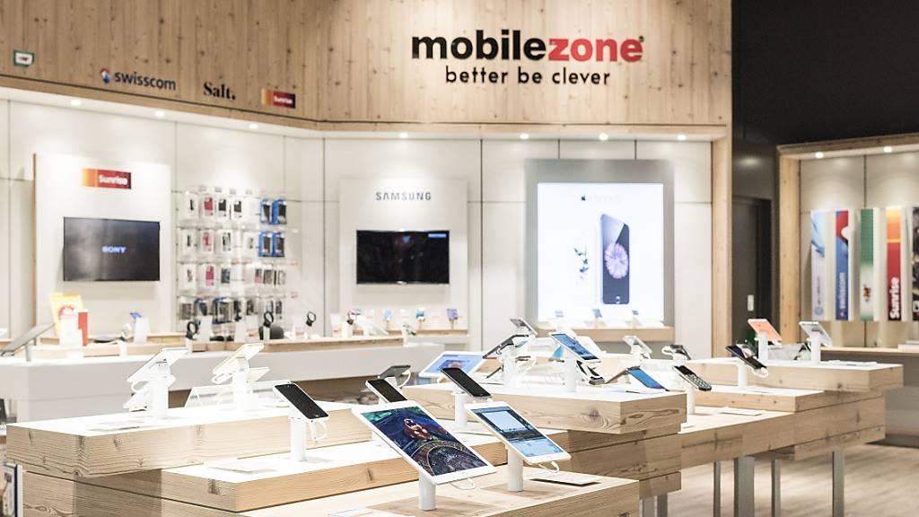 Mobilezone erleidet 2020 Gewinneinbruch