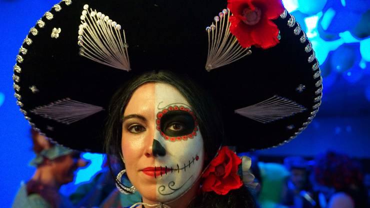 Viel Kreativität gab es bei den verschiedenen Masken Quelle ubu