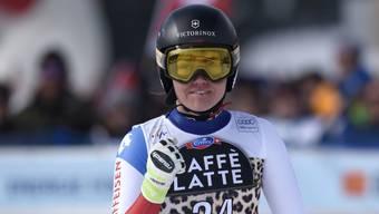 Fabienne Suter blickt auf eine gelungene Saison zurück.