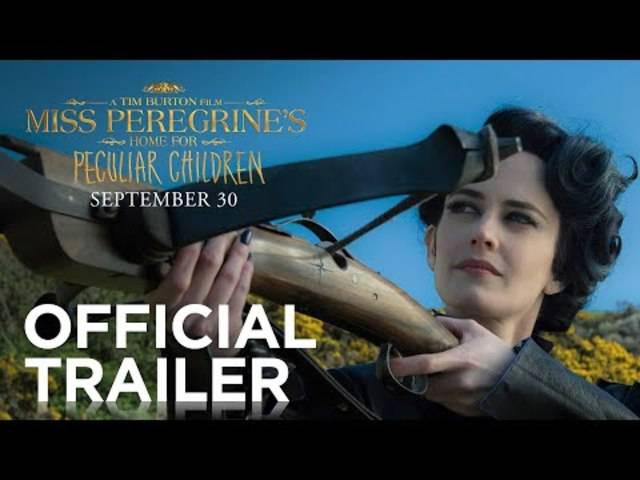 Offizieller Filmtrailer zu Tim Burtons «Miss Peregrine's Home for Peculiar Children»