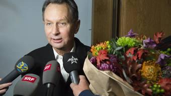 Ständeratswahl: 2. Wahlgang im Aargau: Müller gewählt