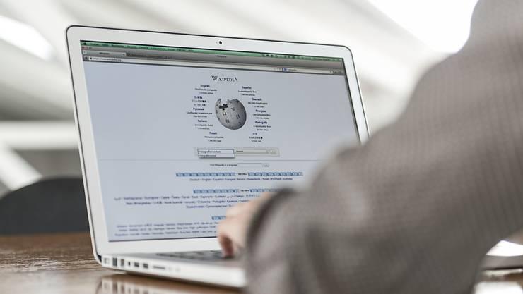Wikipedia-Nutzer in der Türkei können nicht mehr auf die Seite zugreifen. (Symbolbild)