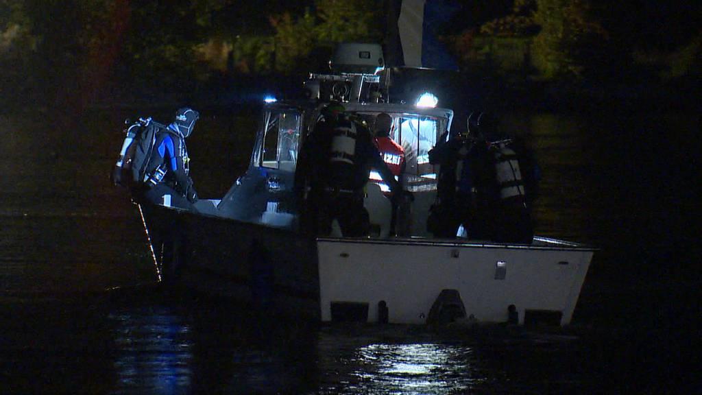 Suche nach Vermissten im Rhein eingestellt