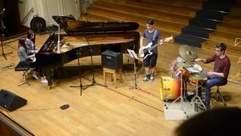 Konzert der Musikschule Solothurn. Geht der 1. Preis an diese Schule, nach Olten oder ins Wasseramt?