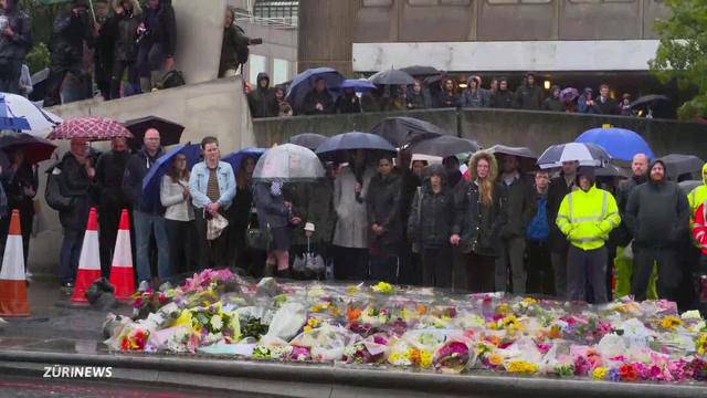 In Gedanken an die London-Opfer