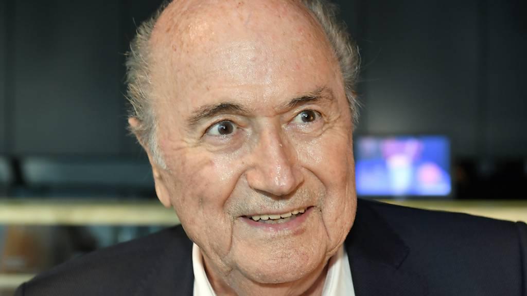 Sepp Blatter Ziel einer neuen Untersuchung