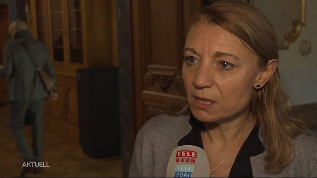 Yvonne Feri kandidiert kein drittes Mal für Regierungsrat