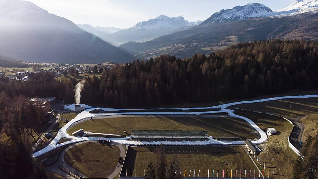 Lenzerheide steigt im Biathlon zum Weltcup-Standort auf