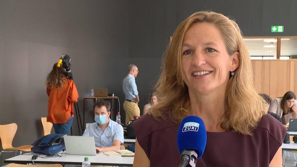 Katrin Cometta (GLP) in Winterthurer Stadtrat gewählt