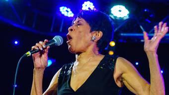 Betty LaVette setzte am Sonntag mit einem Brunch-Konzert den Schlusspunkt hinter das erfolgreiche Lucerne Blues Festival. (Pressebild)