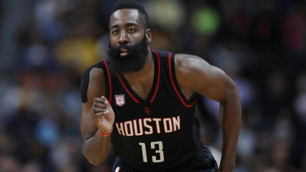 James Harden führte die Houston Rockets gegen die Sacramento Kings zu einem weiteren Heimsieg