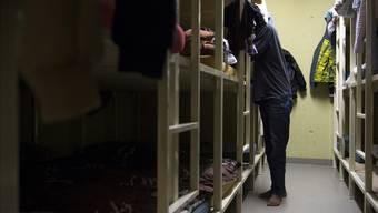 Bald könnten Zivilschutzanlagen für Flüchtlinge gebraucht werden. key