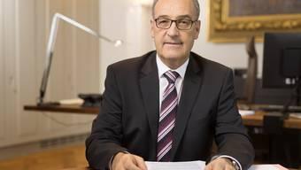 Bundesrat Parmelin kann die Quarantäne am Donnerstagabend verlassen.