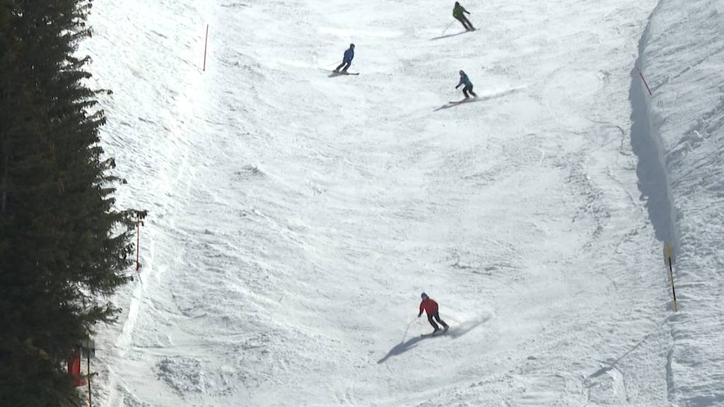 Berner Skigebiete ziehen durchzogene Bilanz