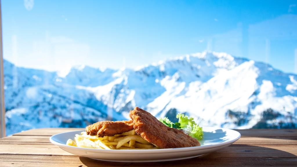 Gastro-Fachkräfte können mittels «Mountains Calling» Ausschau nach geeigneten Jobs halten.