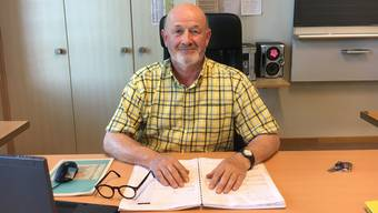 Hans Vogel geht nach 44 Jahren in Pension