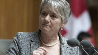Justizdirektorin Jacqueline Fehr (SP) präsentierte Leitlinien, die das Verhältnis zwischen Staat und Religionsgemeinschaften definieren sollen. (Archiv)