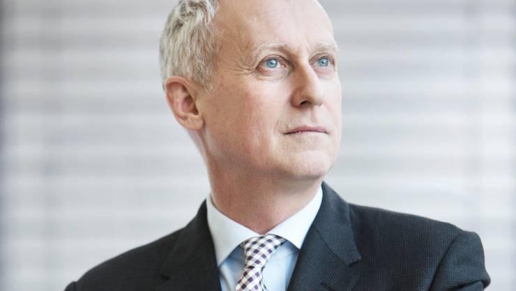 Daniel Thelesklaf, Geldwäscherei-Experte.