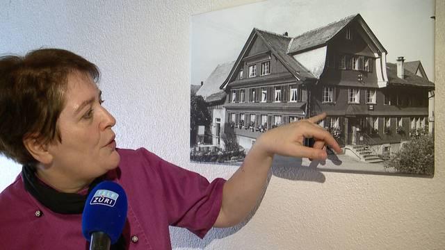 Sternenberg-Restaurant: Crowdfunding für Wiederaufbau