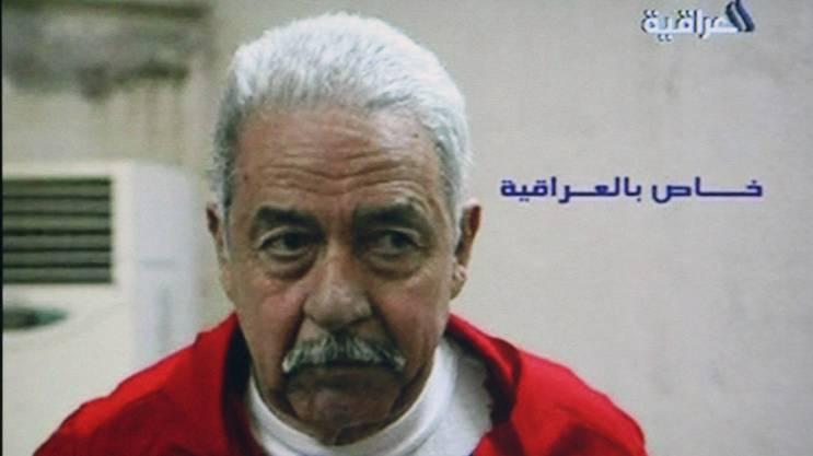 Ali Hassan al-Majid, ein Cousin von Saddam Hussein, befahl den Giftgasangriff auf Halabdscha, weshalb er zynisch «Chemical Ali» genannt wurde. 2010 wurde er dafür gehängt.