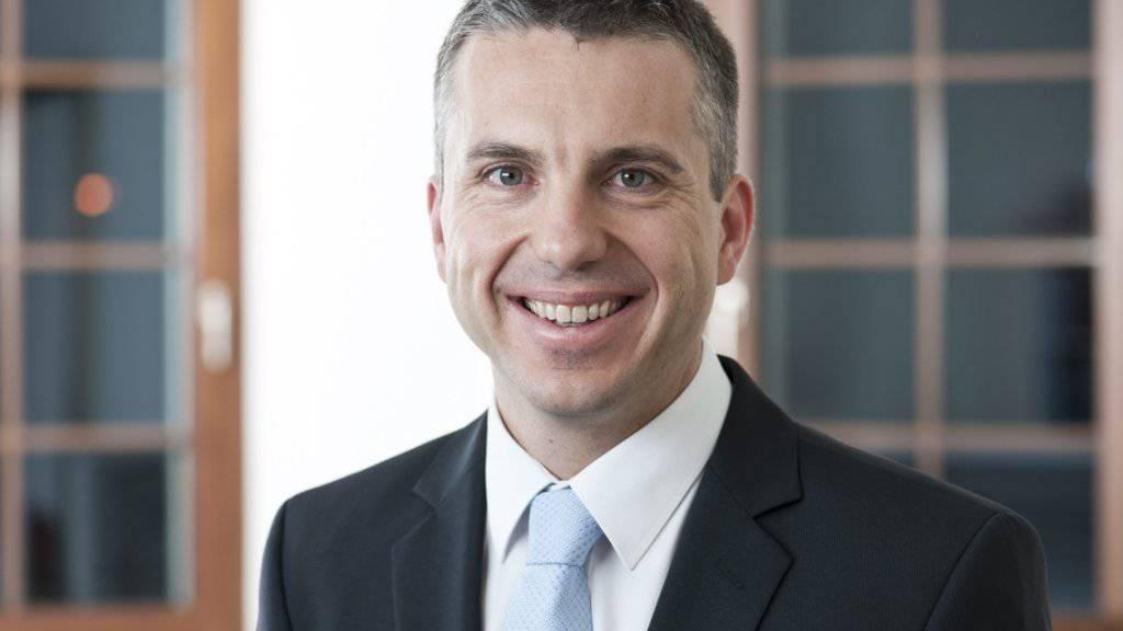 Pascal Koradi wird als Chef der Aargauischen Kantonalbank höchstens 600'000 Franken verdienen. Das scheint ihn nicht zu stören.