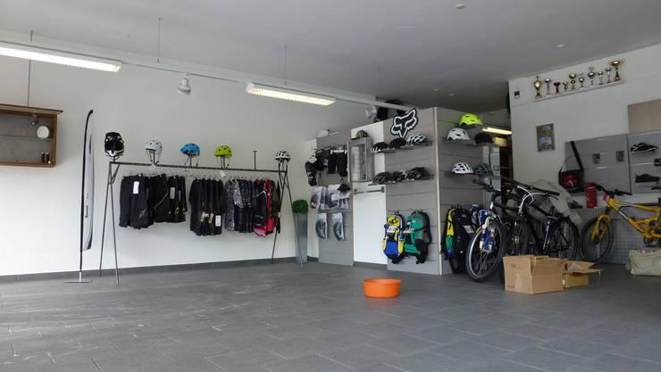 2012 wurde der Laden von Roland Friedli in Solothurn über Nacht ausgeräumt.