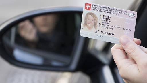 Solothurner Regierung gegen Berufsfahrer-Privileg bei Ausweisentzug