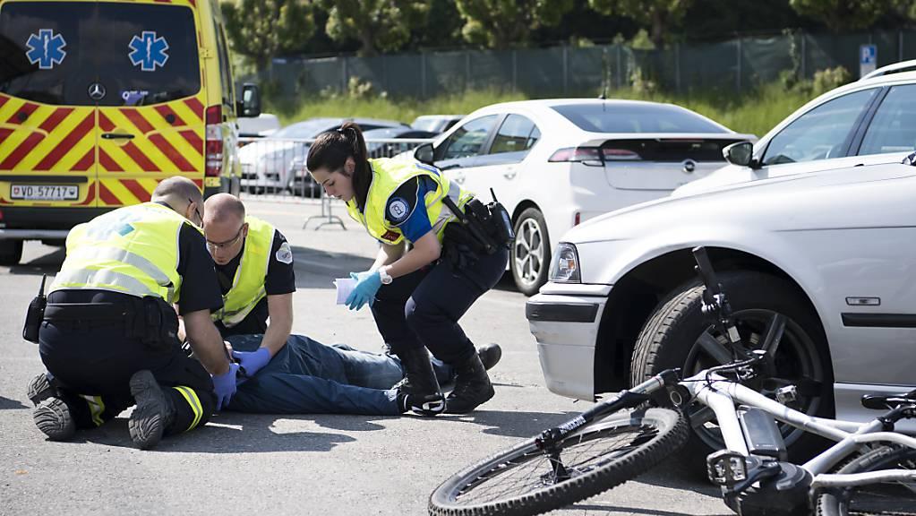Tödliche Unfälle mit dem E-Bike häufen sich. (Archivbild)