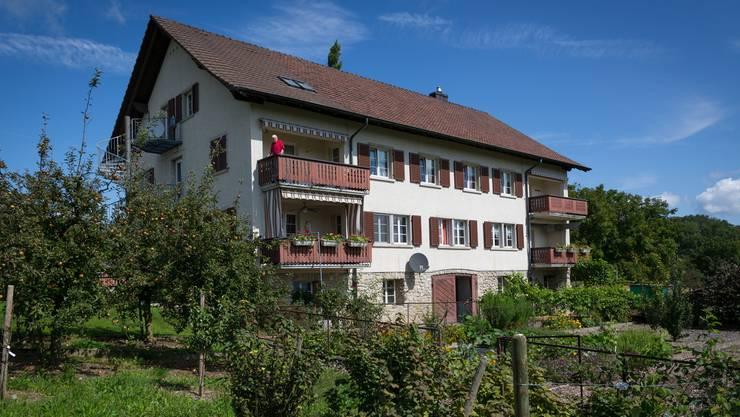 Das Bürgerheim Dürrenäsch kann für fast eine Million Franken saniert werden.