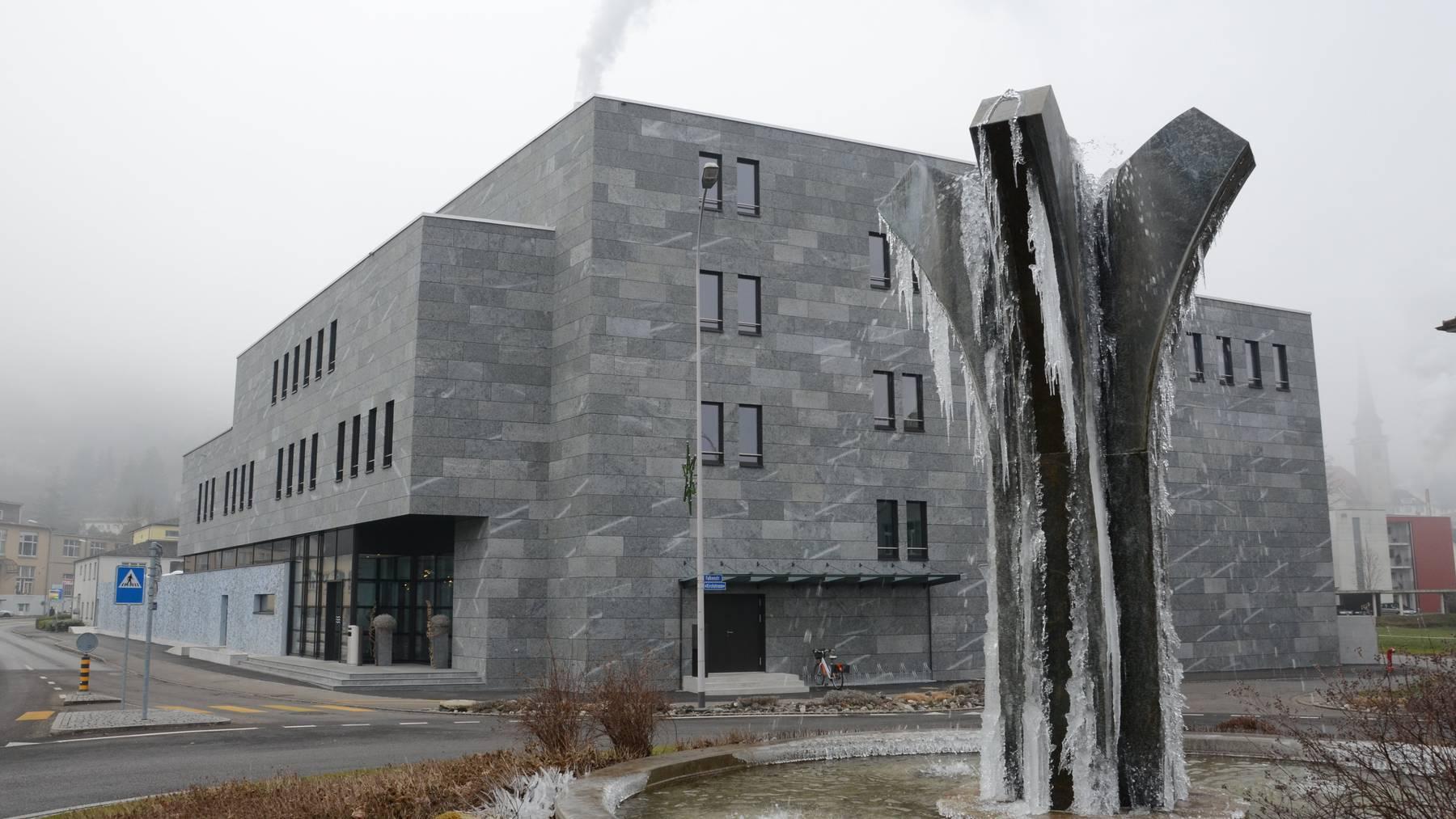 Das Mineralheilbad soll mit einem Business-Hotel erweitert werden.
