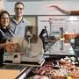 Seit Juli dieses Jahres leiten Samuel und Martina Keller die Metzgerei Burkart.