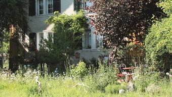 Einer der Gärten im «Elsässli»-Quartier.