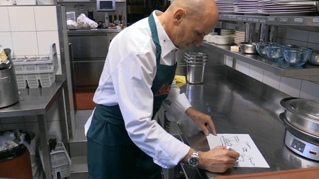 Rico Zandonella wird Koch des Jahres