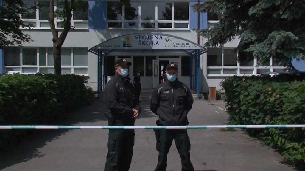 Slowakei: Ehemaliger Schüler greift Schule mit Messer an