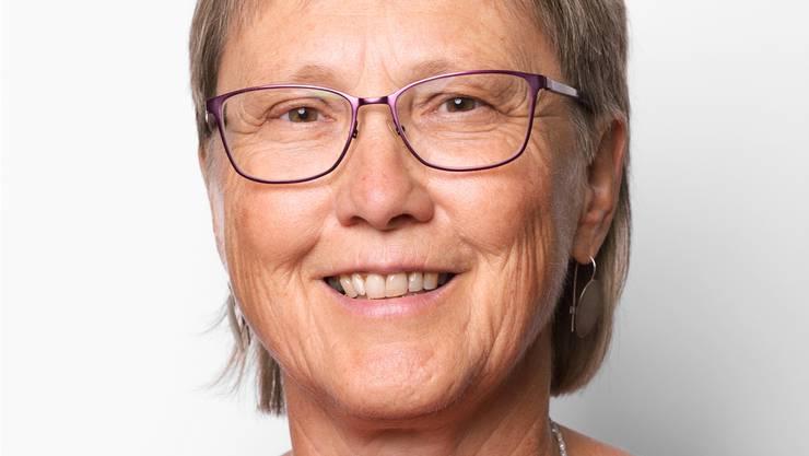 Mirjam Aebischer, SP-Einwohnerrätin.