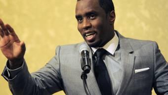 """Die Klage gegen Sean """"Diddy"""" Combs ist runtergestuft worden (Archiv)"""