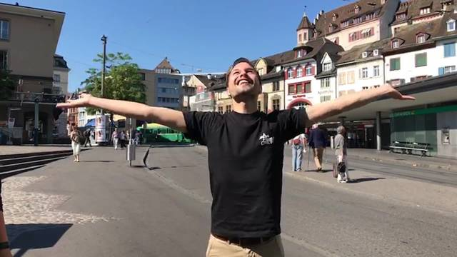 Argovia Fäscht Schweizweit - Basel