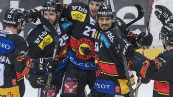 Bern: nur noch einmal gewinnen bis zum Meistertitel
