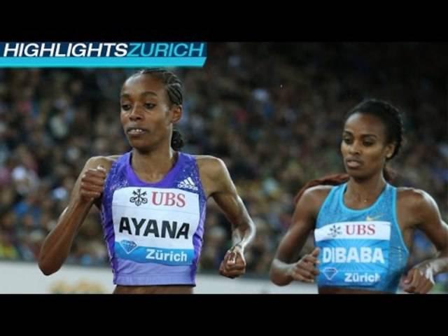 Weltklasse Zürich 2015 Highlights