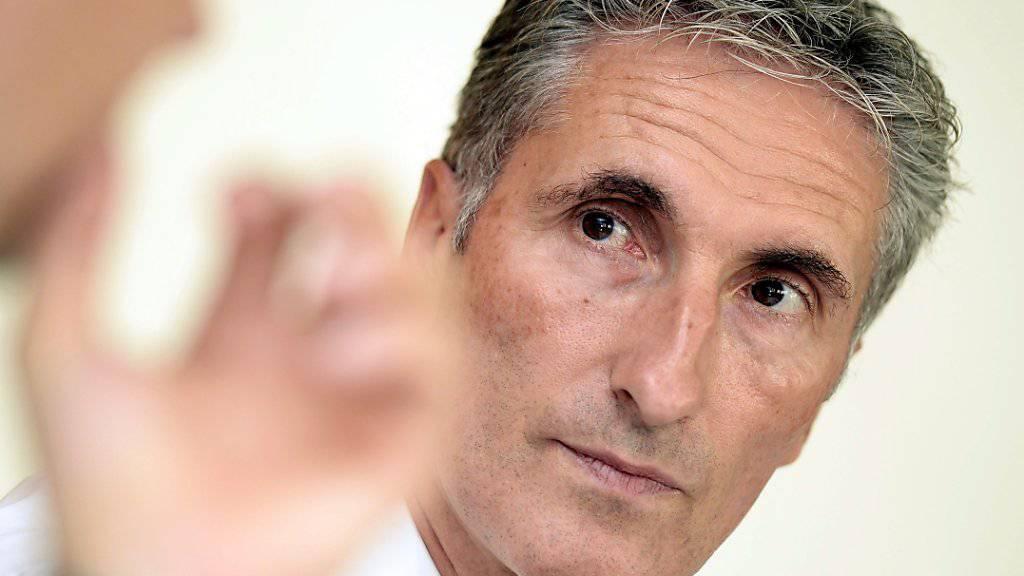 """Lions-CEO Peter Zahner kritisiert das Luganos Vorgehen im Fall """"Blindenbacher"""""""