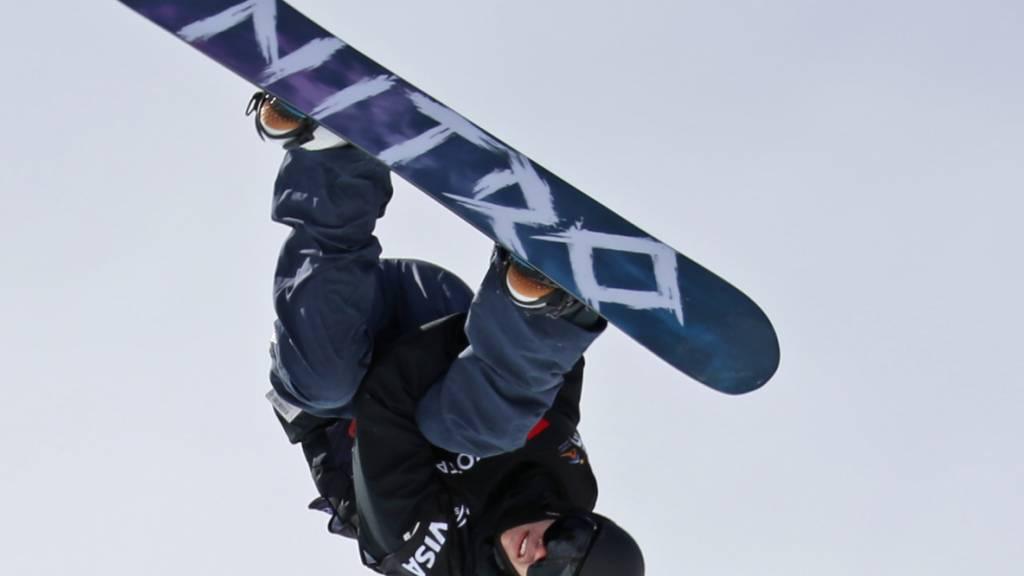 Laax Open als Zeitenwende für Schweizer Halfpipe-Snowboarder