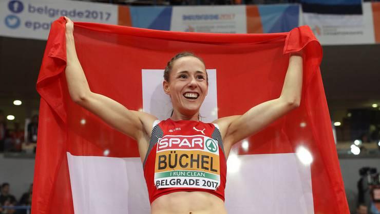 Selina Büchel.