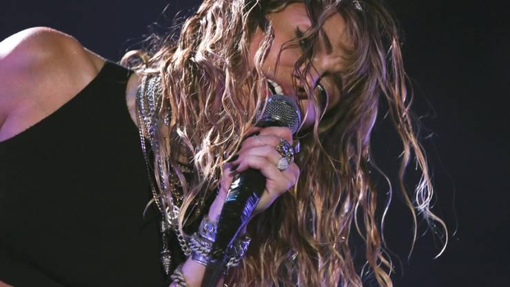 """US-Sängerin Miley Cyrus nimmt Abschied: Ihre neue Single """"Slide Away"""" handelt ganz offensichtlich von ihrer kürzlichen Trennung."""
