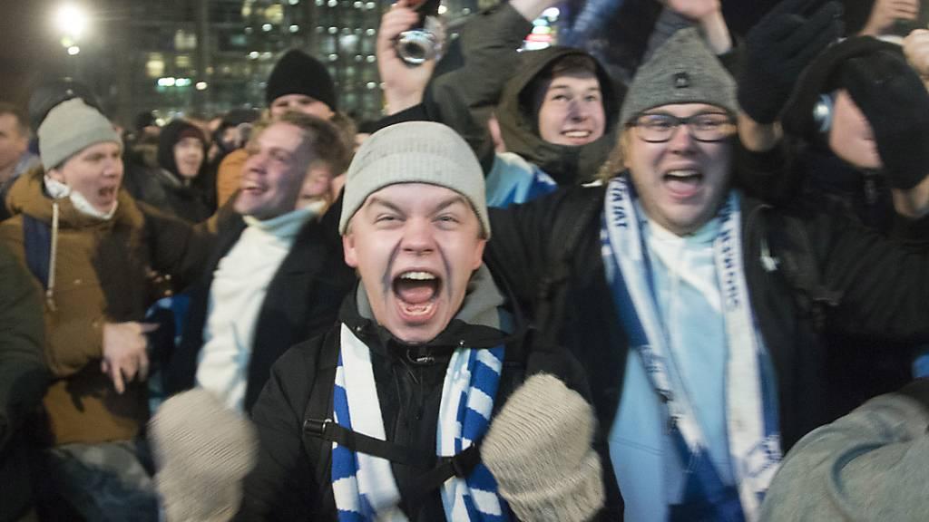 Finnland kann auch Fussball