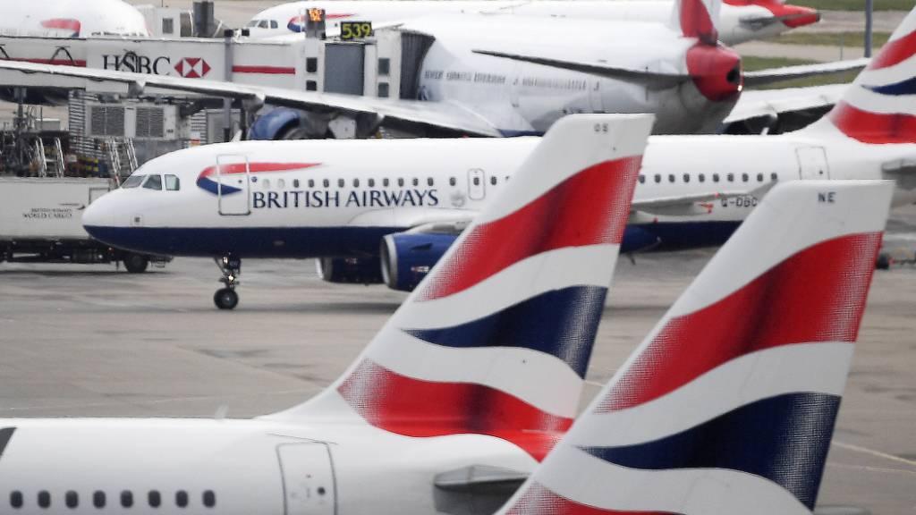 Die British-Airways-Mutter IAG schluckt die spanische Air Europa zum Schnäppchenpreis. Der Konzern legt mit 500 Millionen Euro nur noch halb so viel auf den Tisch wie im November 2019 in Aussicht gestellt. (Archivbild)