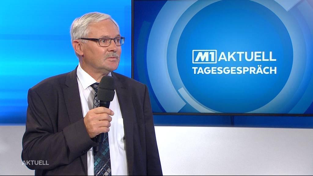 Erwin Rosenast über die Maskenpflicht im ÖV