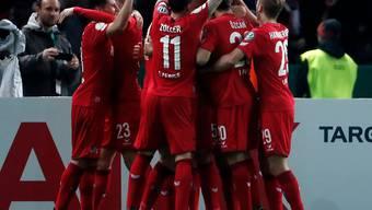 Der 1. FC Köln hatte wieder einmal einen Grund zu feiern