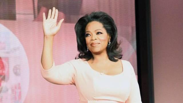 Die Talk-Masterin Oprah Winfrey tritt ab