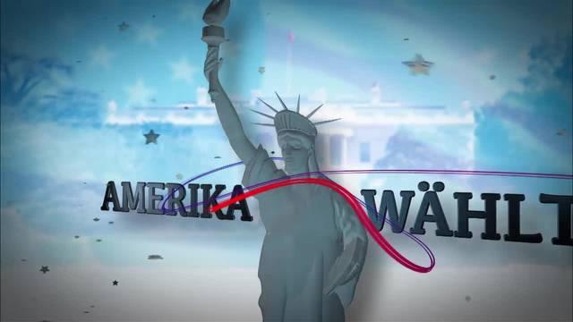 US-Wahlen: Sondersendung 9 Uhr