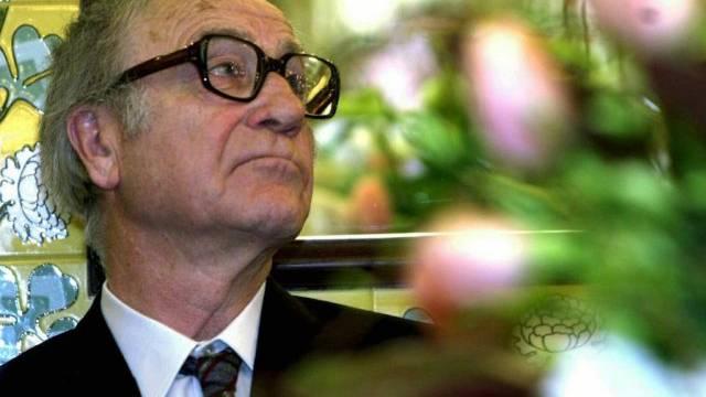 Schriftsteller Oscar Peer im Jahr 2000 (Archiv)
